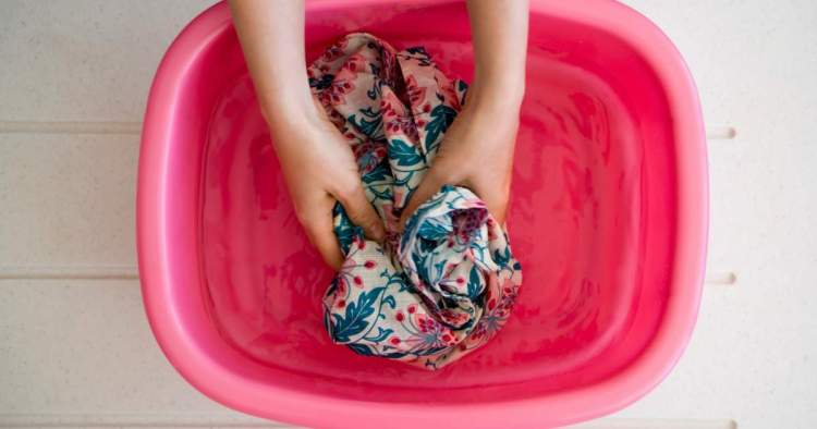 Descubra como lavar roupa delicada