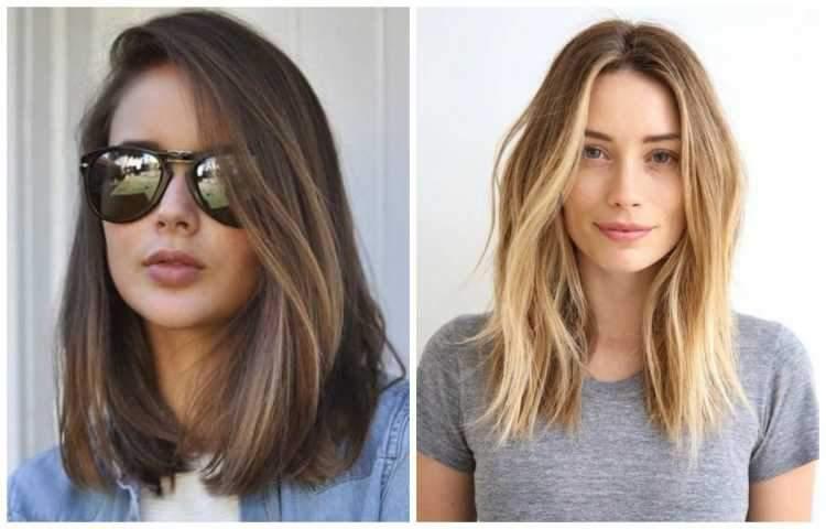 Corte de cabelo long bob é uma tendência para o inverno 2018