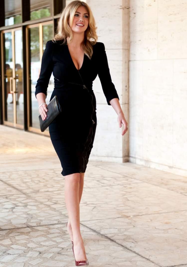 Saiba como escolher o vestido ideal para o corpo com seios fartos