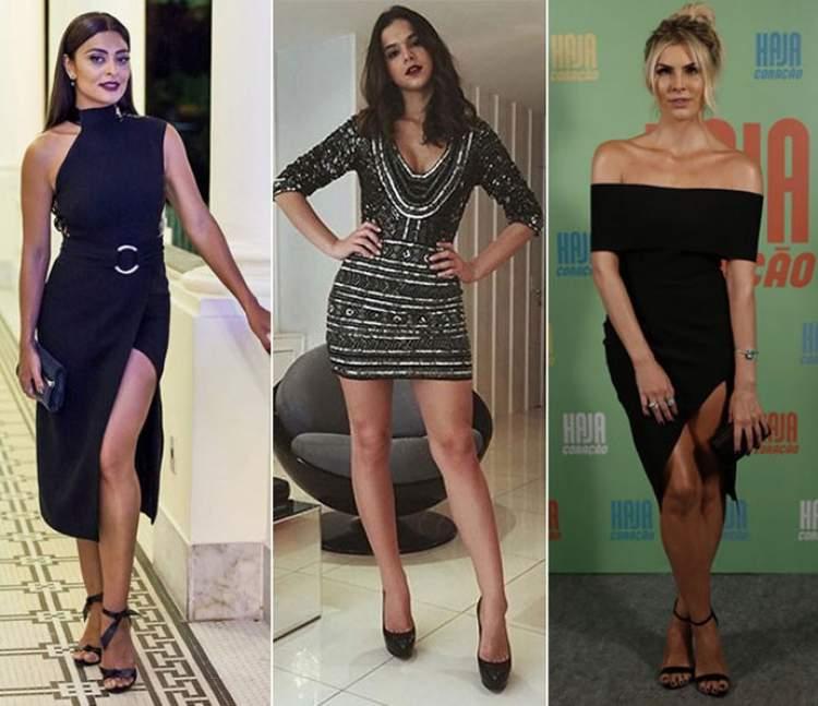 Saiba como escolher o vestido ideal para o corpo tipo pera