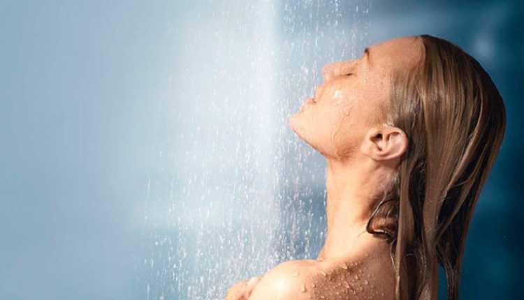 Banho quente é um drama para a pele no inverno