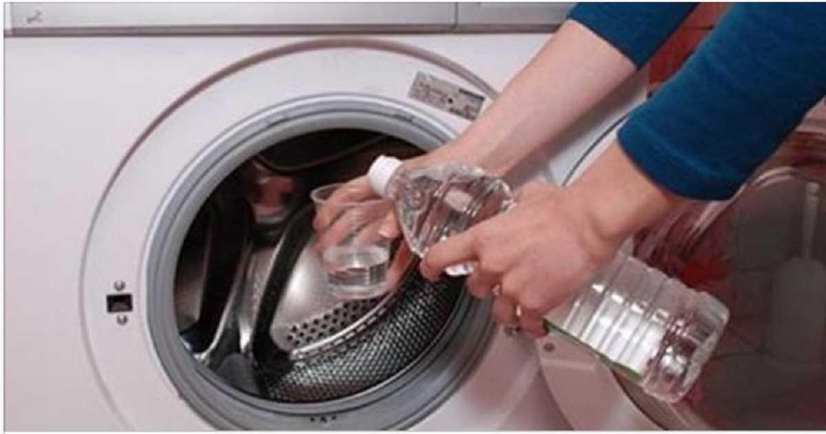 lavar roupas com vinagre