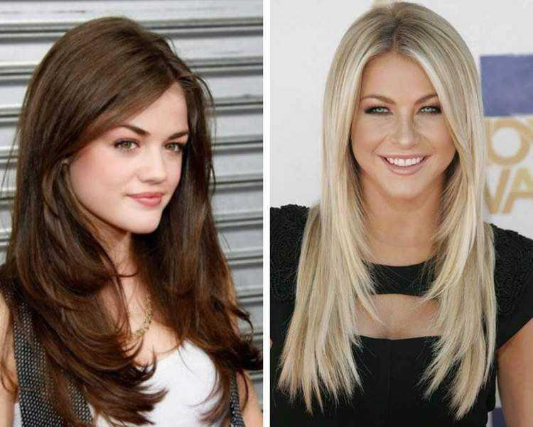 Cortes de cabelo 2019: Atualizando os longos