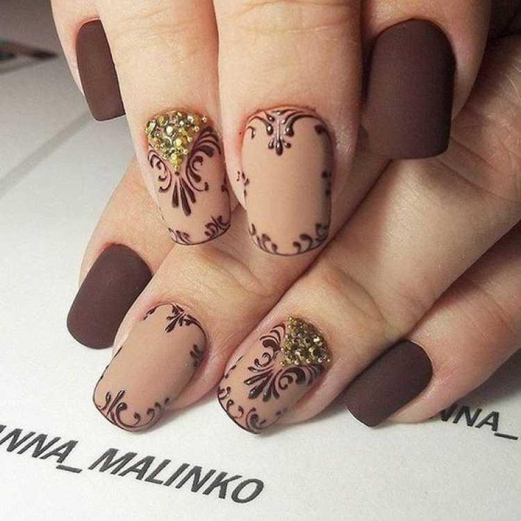 Ideia de Nail Art