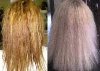 Receita caseira com água de arroz para revitalizar cabelos danificados e secos