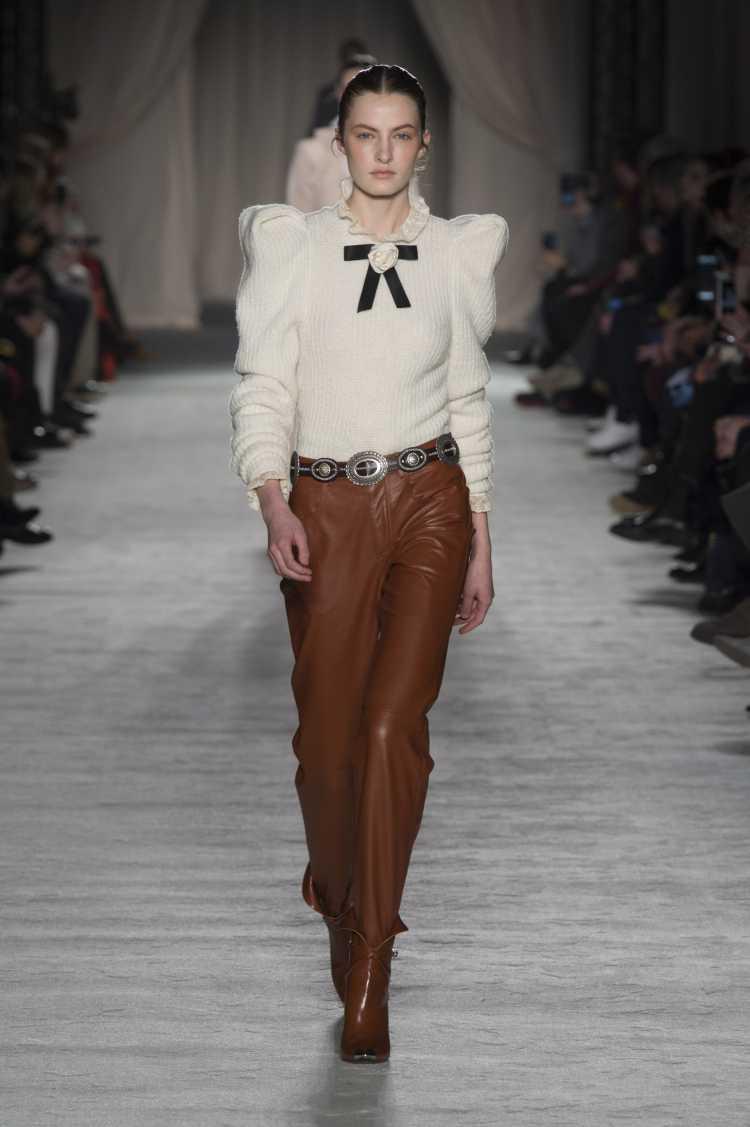 O estilo western é uma das apostas da moda para o inverno 2019.
