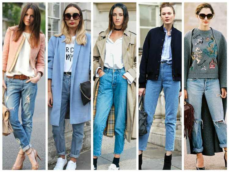 O Mon Jeans, ou Jeans da Mamãe, é presença certa no inverno de 2019.