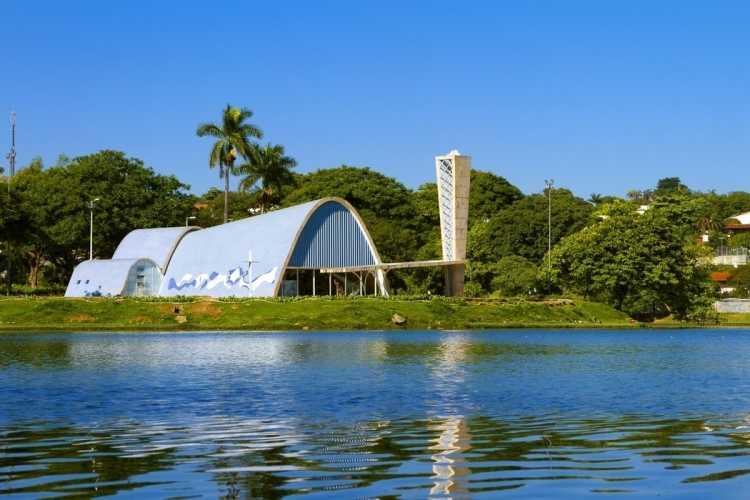 Belo Horizonte em Minas Gerais é um dos destinos baratos para réveillon 2019