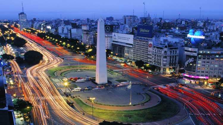 Buenos Aires na Argentina é um dos destinos baratos para Réveillon 2019