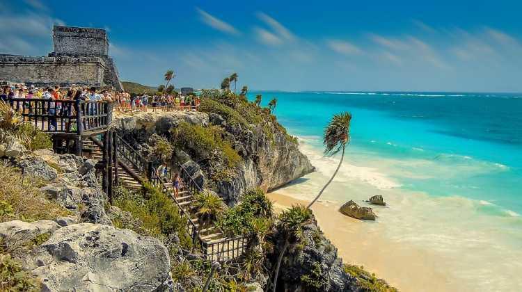 Tulum no México é um dos destinos baratos para réveillon 2019