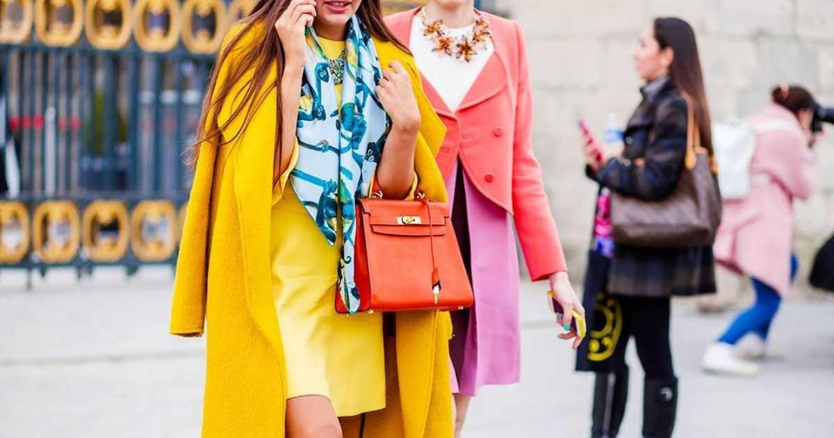 cores que são tendências da Pantone 2019