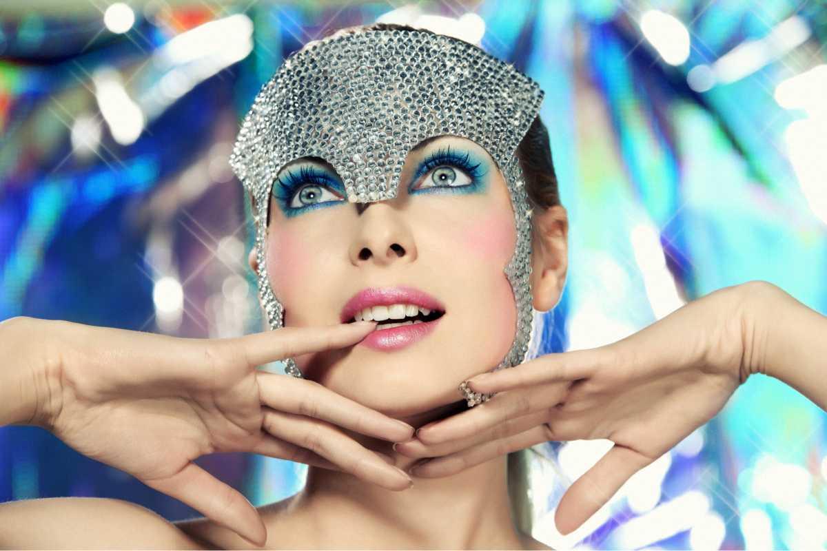 maquiagem de carnaval em 2019