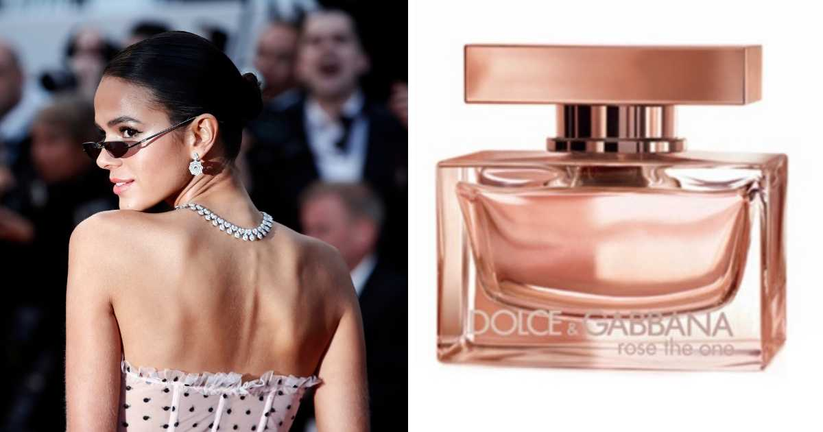 Rose The One de Dolce & Gabbana é o perfume preferido da Bruna Marquezine