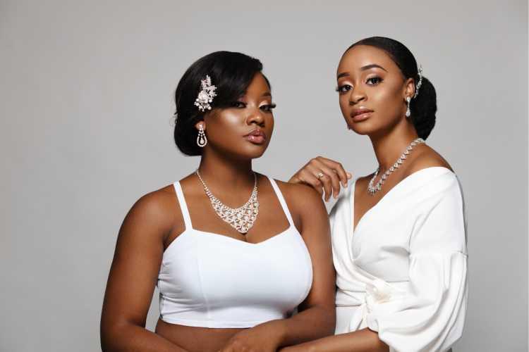 Maquiagem para noiva negra