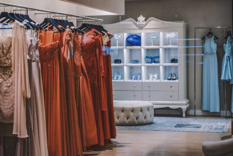 closet em estilo clássico