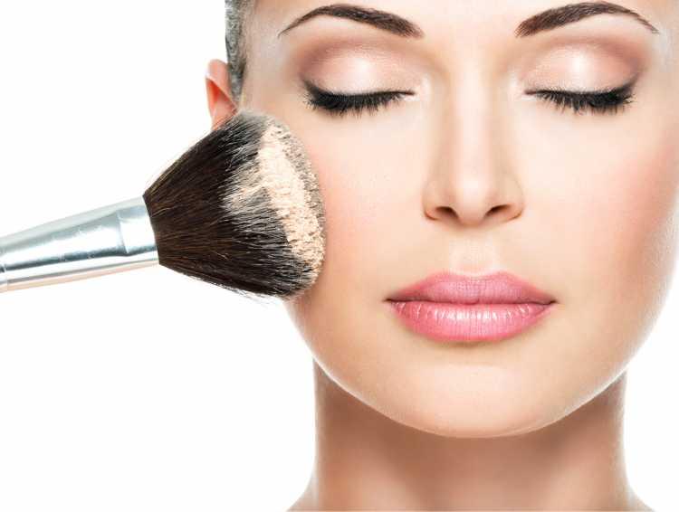 pele suave e natural