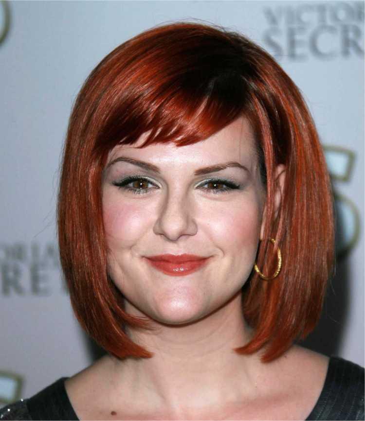 cabelo vermelho chanel