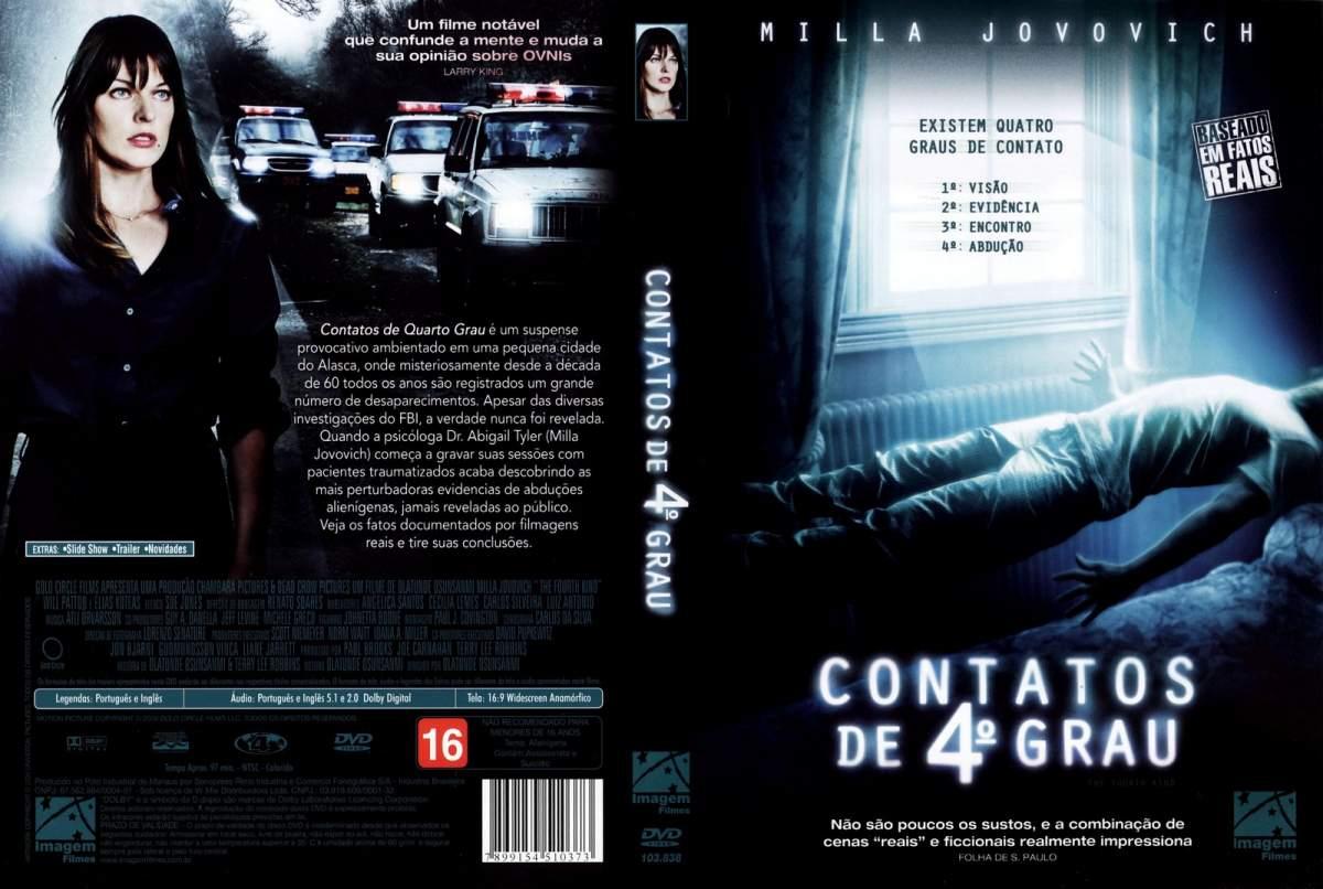Contatos de 4º grau é um dos filmes sinistros que não vão te deixar dormir à noite
