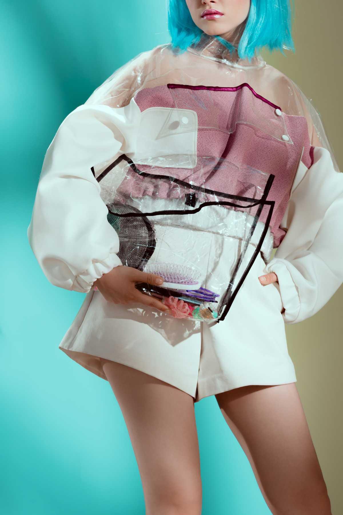 bolsa transparente é trend no inverno