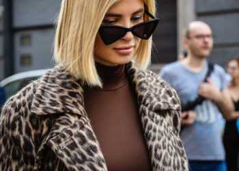animal print é a estampa da moda do inverno 2019