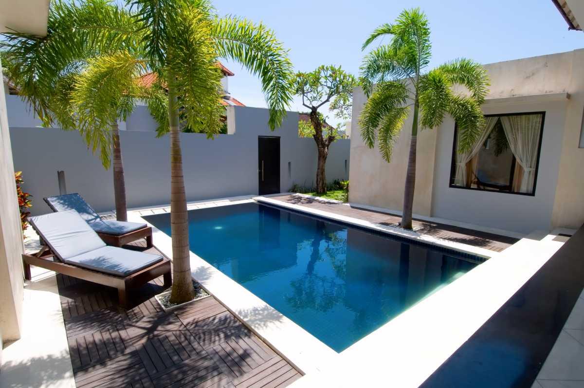 piscina pequena retangular