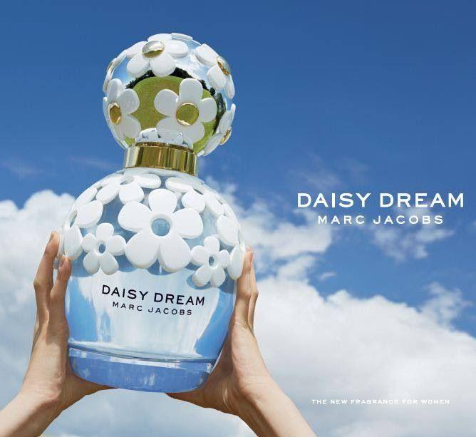 Dayse Dreams de Marc Jacobs é um dos melhores perfumes femininos para usar no verão
