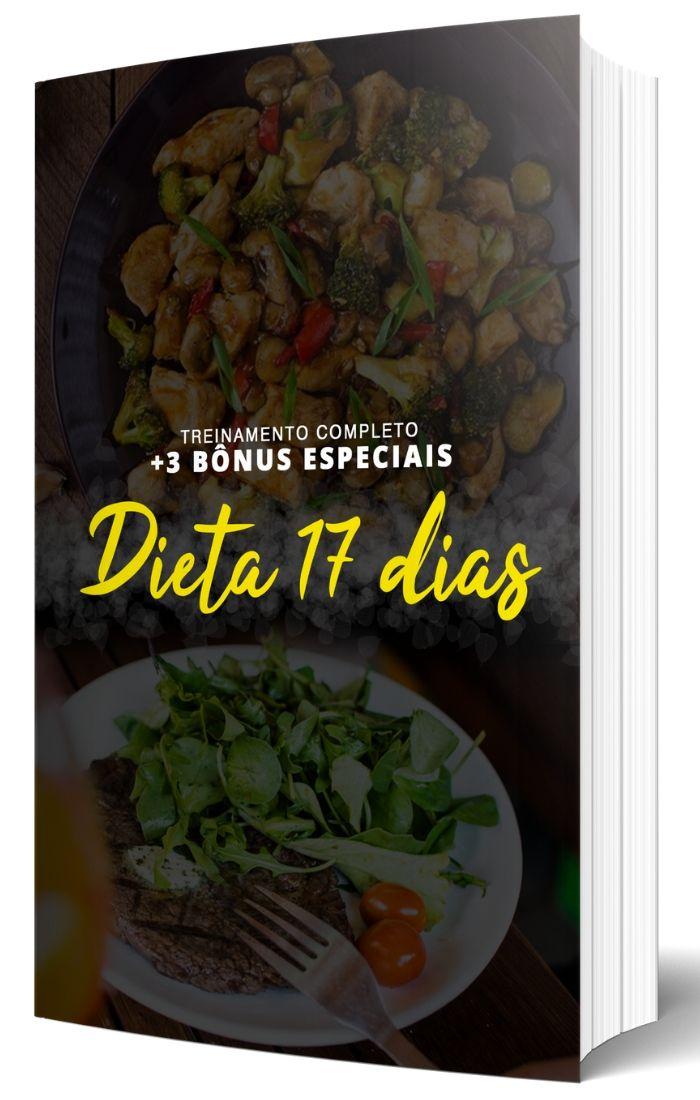 Ebook - Dieta de 21 dias
