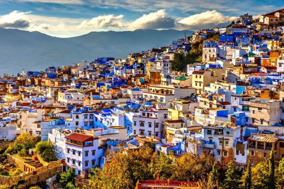 Chefchaouen, Marrocos - Foto: ShutterStock