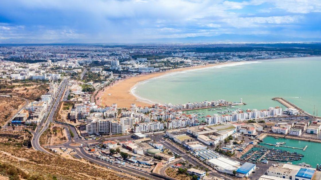 Cidade de Agadir, Marrocos - Foto: ShutterStock