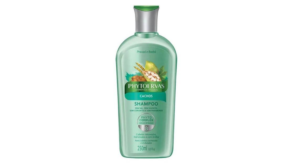 PHYTOERVAS Shampoo Cachos