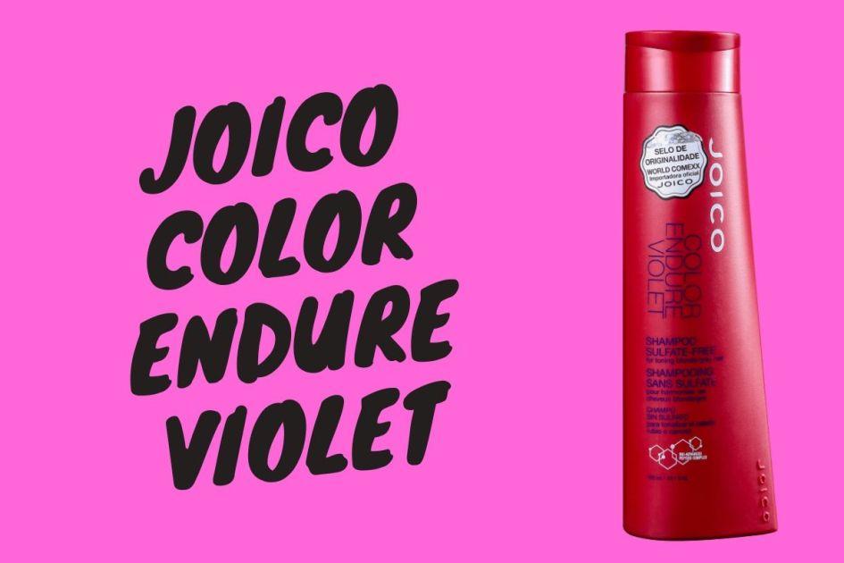 Joico Color Endure Violet