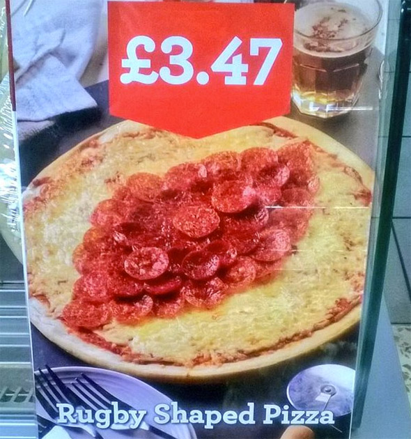 Pizza Vagina