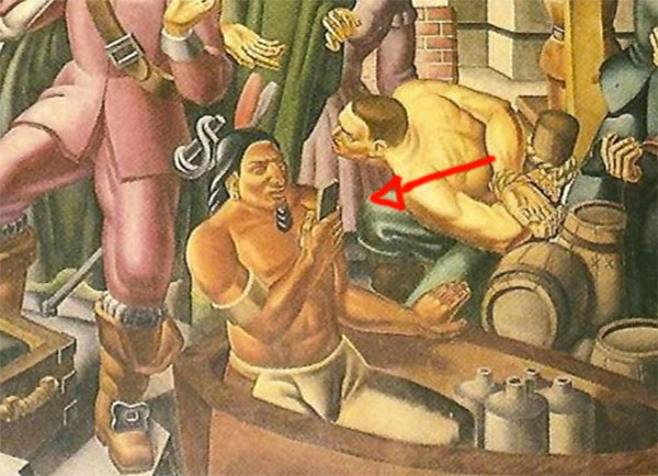 pintura indio no celular sec. 17