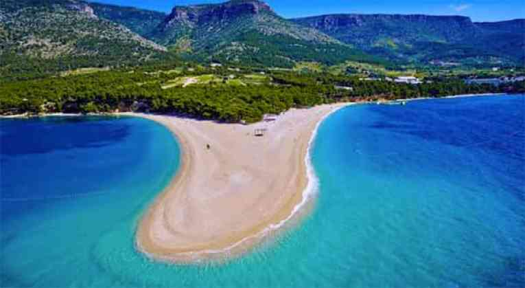 Ilhas da Dalmácia, Croácia