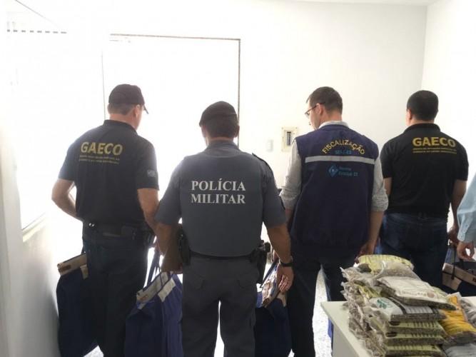 MPES deflagra Operação Café Requentado em Rio Bananal