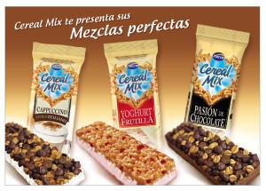 Cereal Mix - Mezclas Perfectas