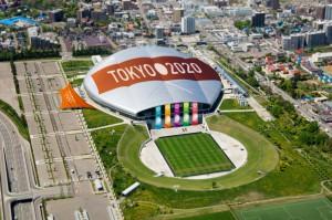 Sapporo Dome, Tokyo 2020