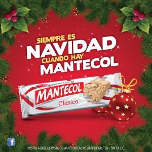 Mantecol - Navidad
