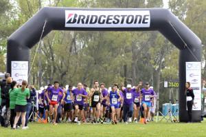 Correcaminata Bridgestone Solidaria 2013