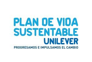 Logo Plan de Vida Sustentable Unilever