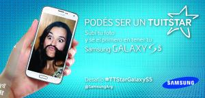 #TTStarGalaxyS5