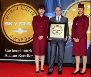 2014-07-16 Qatar Airways - World's Best Business Class