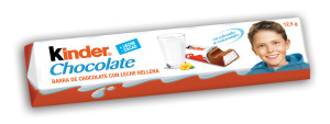 Kinder Chocolate-barrita alta