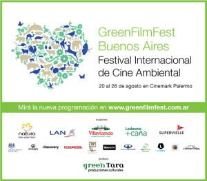 Villavicencio en Green Film Fest