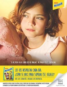 Revista Nesquik Catalina