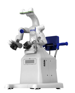 ROBOT DE DOBLE BRAZO