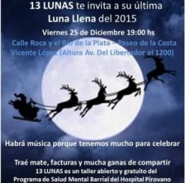 13 lunas navidad