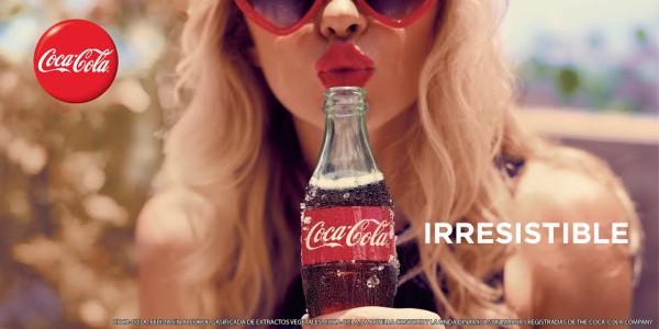 coca cola irresistible