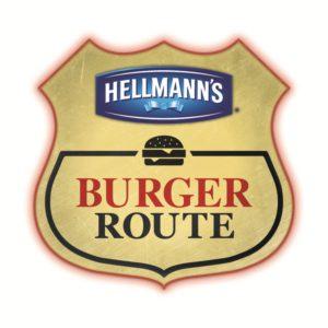 Hellmanns Burguer Route - logo