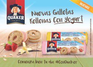 Quaker - Galletas Rellenas (1)
